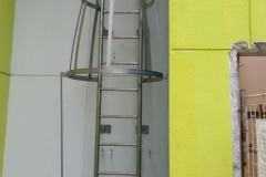 Stainless Steel Cat-ladder